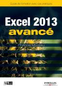Excel 2013 avanc
