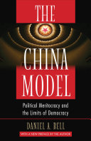 The China Model book