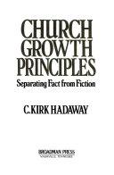 Church Growth Principles