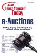 E auctions