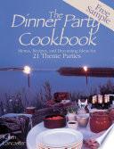Dinner Party Cookbook   Free Sample