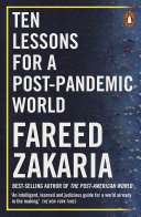 Book Ten Lessons for a Post Pandemic World