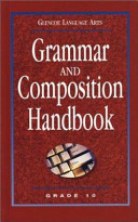 Glencoe Language Arts Grade 10 Grammar And Composition Handbook