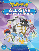 Pok  mon All Star Activity Book