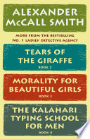The No 1 Ladies Detective Agency Box Set Books 2 4