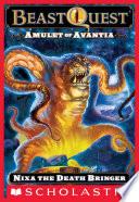 download ebook beast quest #19: amulet of avantia: nixa the death bringer pdf epub