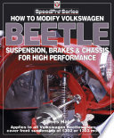 How To Modify Volkswagen Beetle Chassis  Suspension   Brakes
