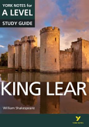 King Lear  York Notes for A Level