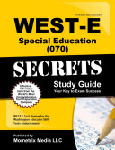 West e Special Education  070  Secrets Study Guide