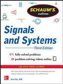 Schaum   s Outline of Signals and Systems  3rd Edition