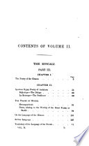 The Zincali  or  An account of the gypsies of Spain  With an original collection of their songs and poetry  and a dictionary of their language