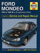 Ford Mondeo Service And Repair Manual