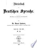 W  rterbuch der deutschen Sprache0