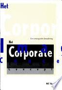 Het corporate image concept