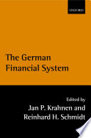 The German Financial System