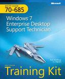MCITP Self paced Training Kit  exam 70 685