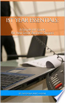 1st Year Essentials A Simple DIY Guide for New Small Business Owners