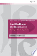 Karl Barth and the Incarnation