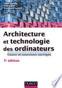 Architecture et technologie des ordinateurs - 5ème édition