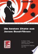 Die besten Zitate aus James Bond Filmen