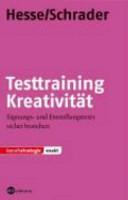 Testtraining Kreativität
