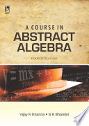 A Course in Abstract Algebra, 4th Edition