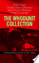 THE WHODUNIT COLLECTION   15 British Mystery Novels in One Volume
