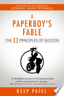A Paperboy s Fable