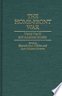 The Home-front War