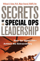 Secrets of Special Ops Leadership
