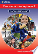 Panorama francophone 2 Livre du Professeur with CD-ROM