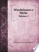 Winckelmann s Werke