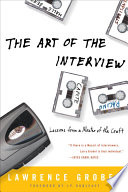 The Art Of The Interview book