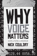 Why Voice Matters