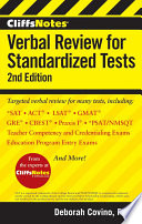 cliffsnotes-verbal-review-for-standardized-tests-2nd-edition