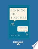 Finding Our Tongues