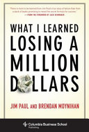 cover img of What I Learned Losing a Million Dollars