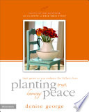 Planting Trust  Knowing Peace
