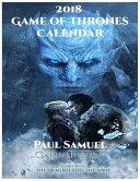 2018 Game of Thrones Calendar
