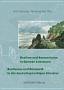 Realism and Romanticism in German Literature