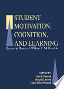 Student Motivation  Cognition  and Learning