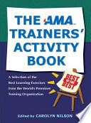 The AMA Trainers  Activity Book
