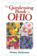 The Gardening Book for Ohio