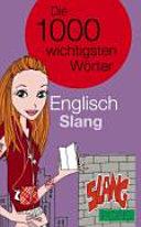 Englisch-Slang