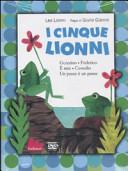 I cinque Lionni  Guizzo Federico    mio Cornelio Un pesce    un pesce  DVD  Con libro