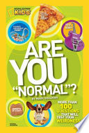Are You Normal ?
