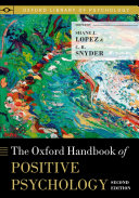 download ebook the oxford handbook of positive psychology pdf epub