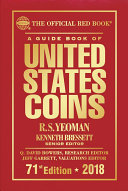 A Guide Book of United States Coins 2018