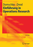 Einf  hrung in Operations Research