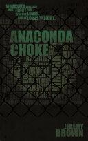 download ebook anaconda choke pdf epub